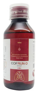 COFRUN-D SYP 100 ML